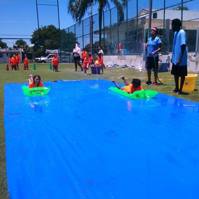 50' OR 75' SLIP-N-SLIDE